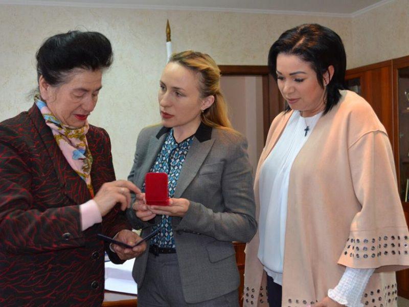 «Имя в региональной политике» – глава Николаевского облсовета Виктория Москаленко стала лауреатом «Имен года-2018»