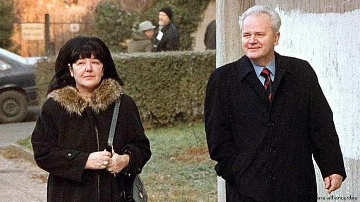 В Москве умерла вдова экс-президента Югославии Милошевича – СМИ