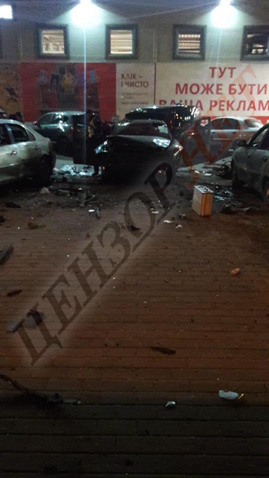 В Киеве взорвана машина офицера украинских спецслужб: диверсант задержан на месте преступления 3