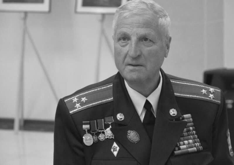 Умер председатель областной организации ветеранов Николай Поротников