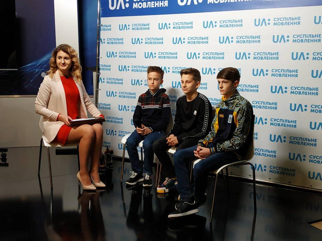 Николаевских школьников, которые, обнаружив мину, вызвали спасателей, наградили грамотами 1