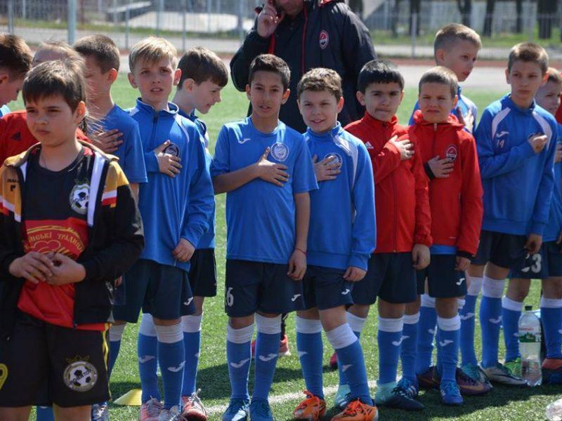 В Николаеве стартовал масштабный международный детский турнир GOLD CUP ZEUS 2019