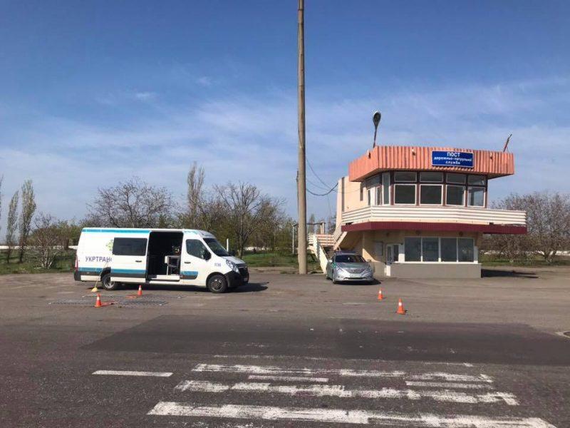 Укртрансбезопасность в Николаевской области трем фурам оформила претензии на 8,5 тысяч евро