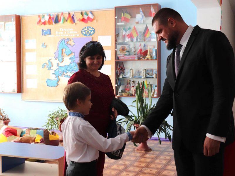 Алексей Савченко: За последние годы в Николаевской области создано современное образовательное пространство