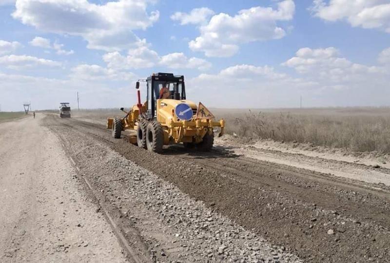 Дорожники ведут подготовительные работы перед капитальным ремонтом автодороги Кропивницкий – Николаев