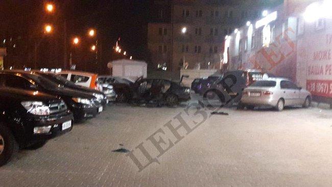 ГПУ: Взрыв авто – теракт против спецслужащего, подрывник умер