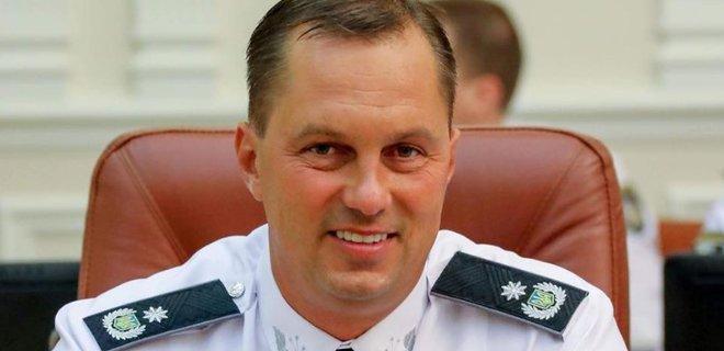 Начальник ГУ Нацполиции в Одесской области подал в отставку