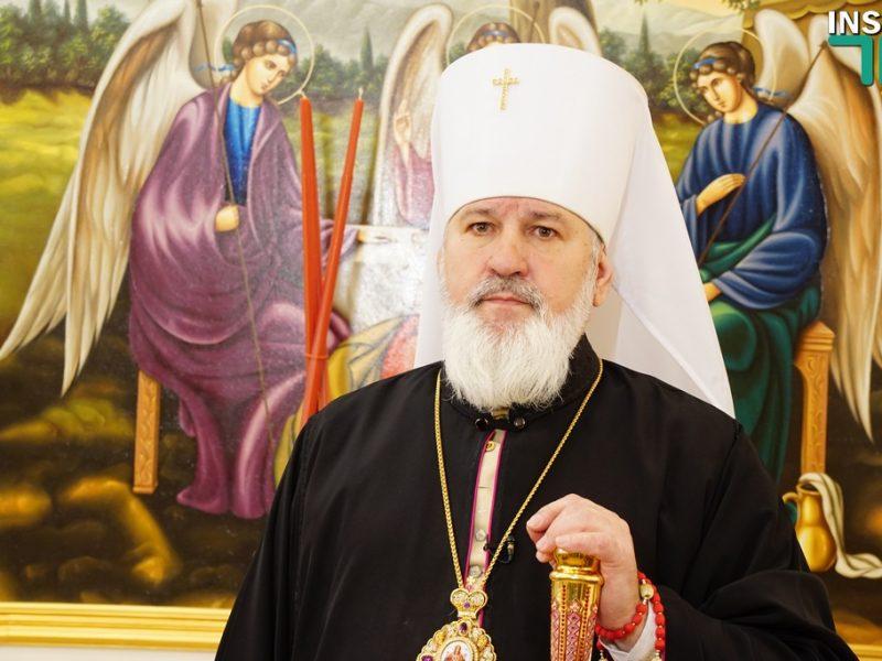 Митрополит Николаевский и Богоявленский Владимир обратился с приветственным словом по случаю Пасхи