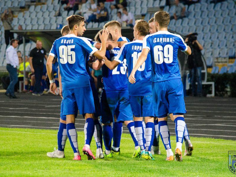 Двое игроков МФК «Николаев» вошли в символическую сборной тура Первой лиги