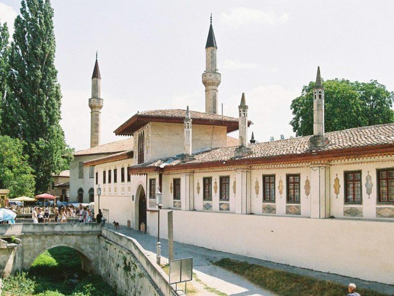 ЮНЕСКО должна проверить состояние Бахчисарайского дворца в Крыму — Нищук