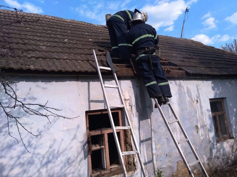За минувшие сутки пожарные ликвидировали три пожара в Николаеве