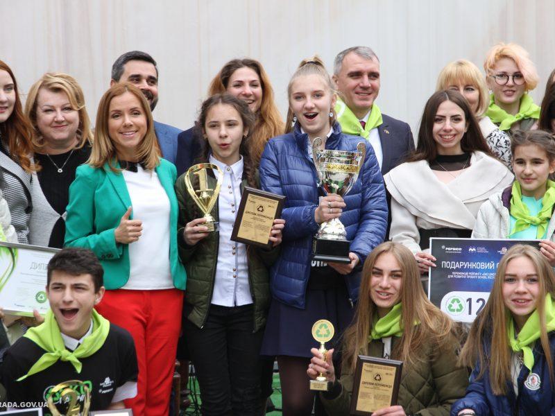 """Николаевская школа №32 победила в конкурсе """"Еврошкола-2019"""" и получила 12 тыс.грн."""