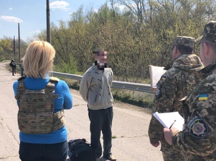 Боевики передали Киеву 60 заключенных