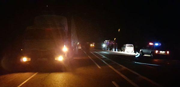 МИД уточнило, что в аварии автобуса в России пострадали 15 украинцев