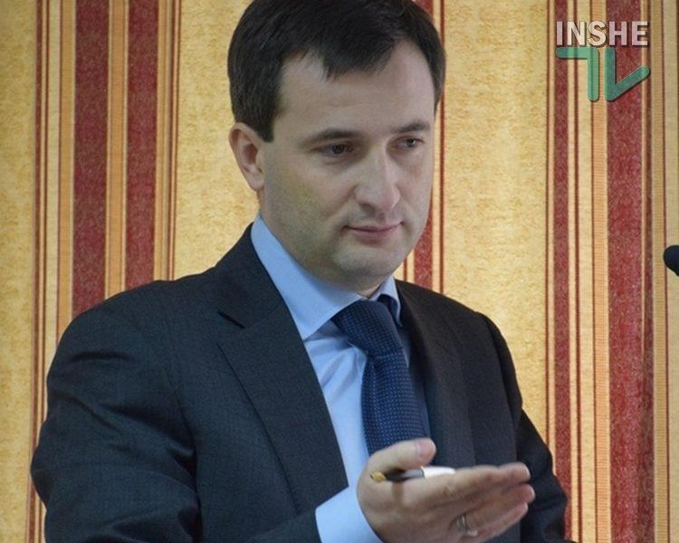 Директора николаевского «Дельта-Лоцмана» назначили председателем Администрации морских портов Украины
