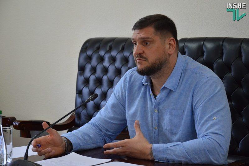 Глава Николаевской ОГА уходит в отставку