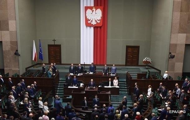 Польша заявила о массированной информатаке Кремля