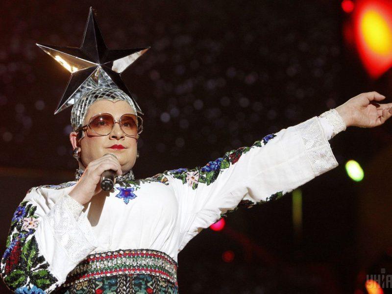 Верка Сердючка выйдет на сцену Евровидения-2019