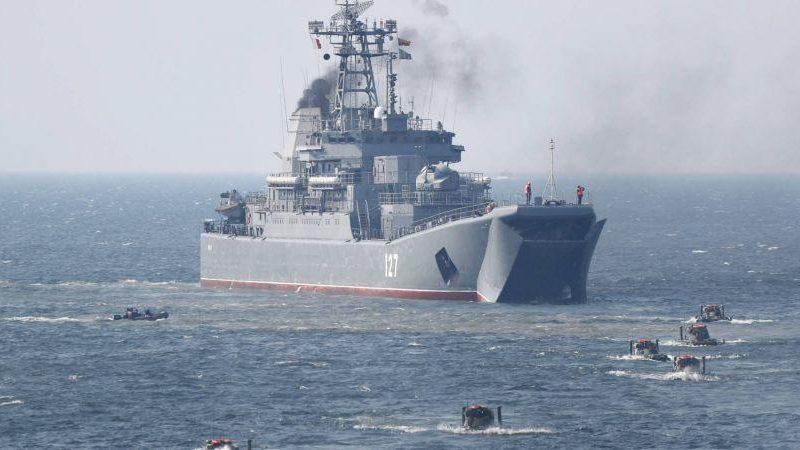 На 49 лет. Сирия передает РФ один из основных своих портов в Средиземном море