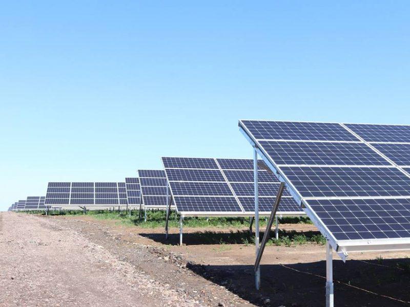 Николаевоблэнерго без конкурса заплатит 5 млн.грн. за подключение новой Vita Solar к сети