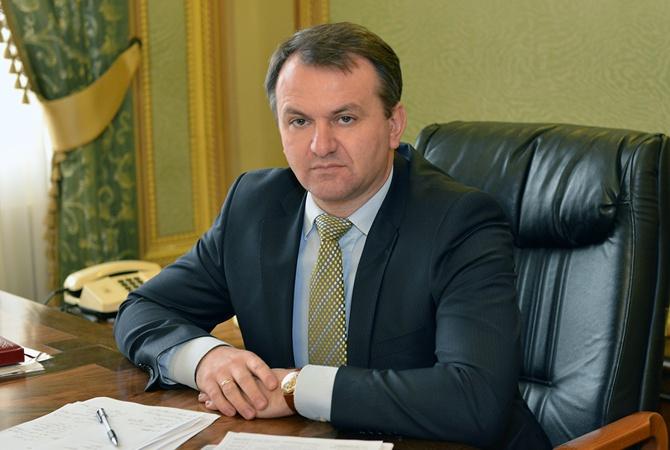 Глава Львовской ОГА уходит в отставку