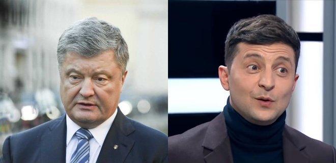 Послы стран «Большой семерки» призвали Порошенко передать власть Зеленскому