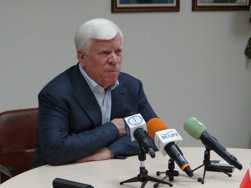Олексій Вадатурський: Що спільного у  В.Зеленського і міста Миколаєва?