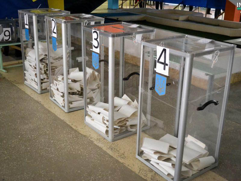 В Николаевской области на 11.00 проголосовало 22,95% избирателей