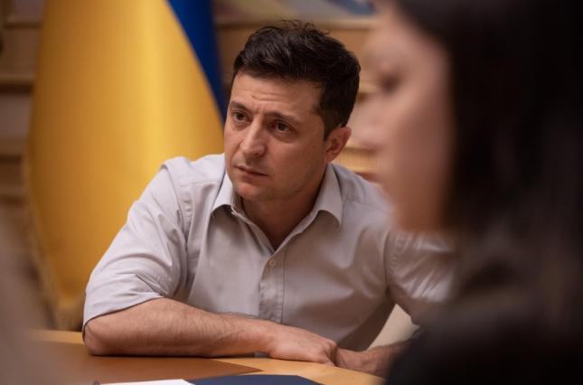 Зеленский: Выполнение Россией решения трибунала ООН по морякам может стать сигналом к прекращению конфликта с Украиной