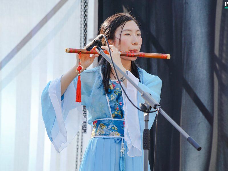 «Чтобы жизнь стала красочней»: фестиваль с китайским акцентом открылся на «8 Причале» в Николаеве (ФОТО, ВИДЕО)