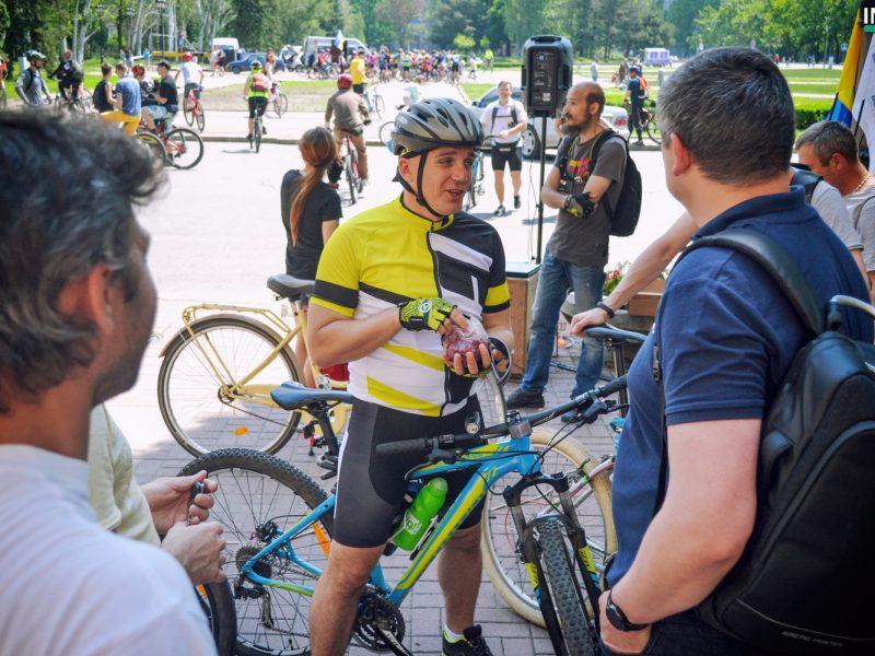 Первую велодорожку в Николаеве, длиной 1,4 км,  построят в Лесках