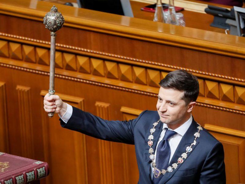 """Зеленский говорил с Ахметовым: """"Не политические вещи"""" (ВИДЕО)"""
