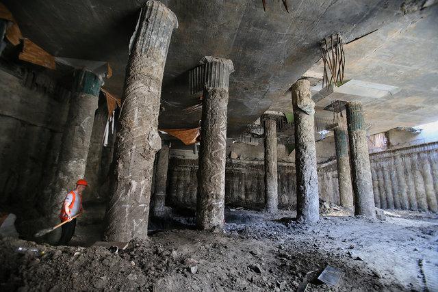 Раскопкам на Почтовой площади в Киеве присвоен статус памятника национального значения