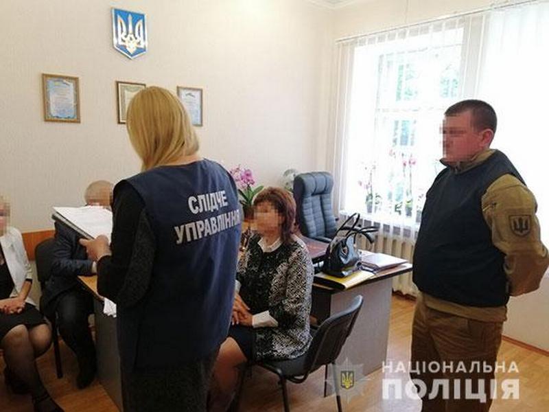 В Николаеве суд отстранил от должности директора городского центра занятости, подозреваемую во взяточничестве