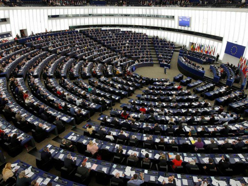 Сегодня стартовали выборы в Европарламент