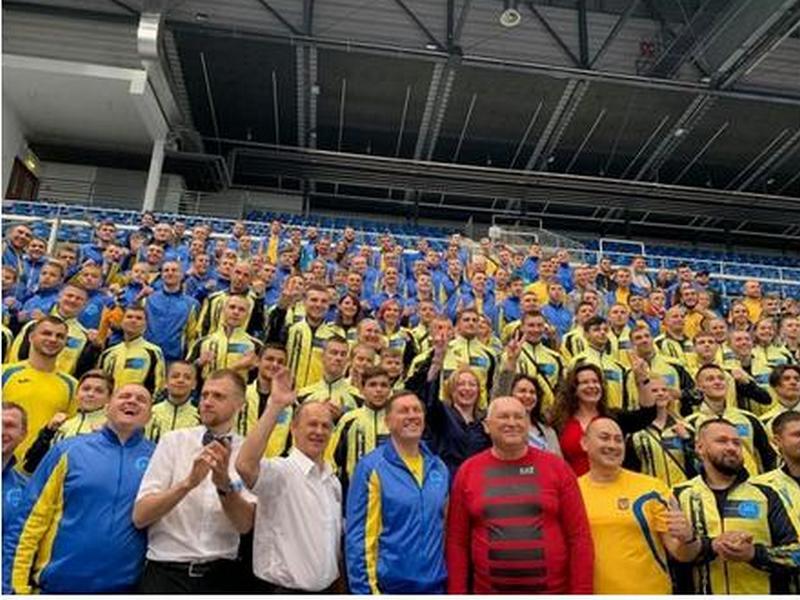 На этапе Кубка мира украинские кикбоксеры завоевали 133 медали