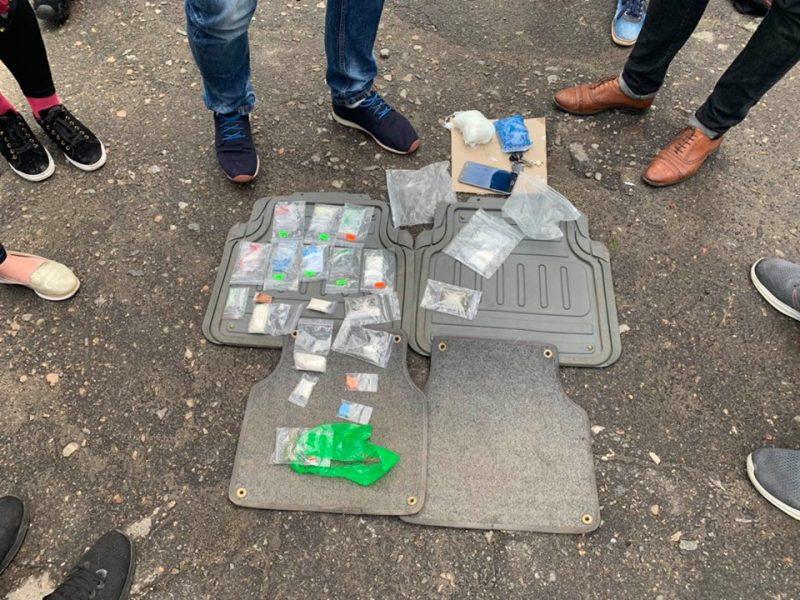 В Николаеве наркоторговцу, который вез на продажу 3 кг PVP, избрали меру пресечения (ФОТО)