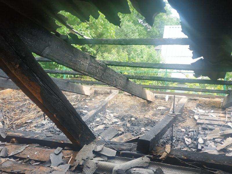 На Николаевщине пожарные спасли от полного уничтожения две дачи и частный дом (ФОТО)