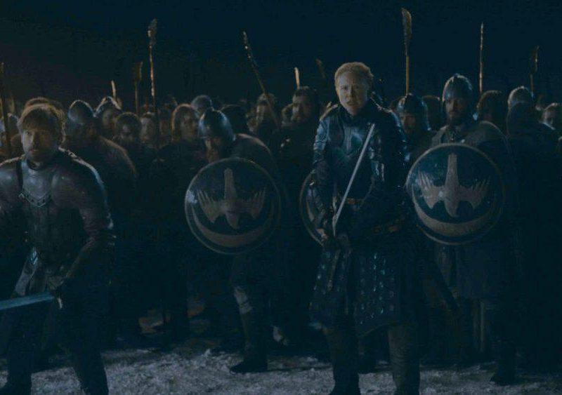 Создатели «Игры престолов» попытались оправдаться за слишком темный третий эпизод
