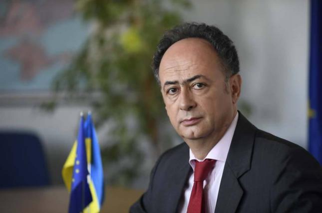 Украина не расходовала восемь миллиардов кредитов от ЕС — Мингарелли