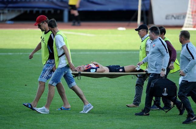Мораес не сыграет за Украину в матчах против Сербии и Люксембурга