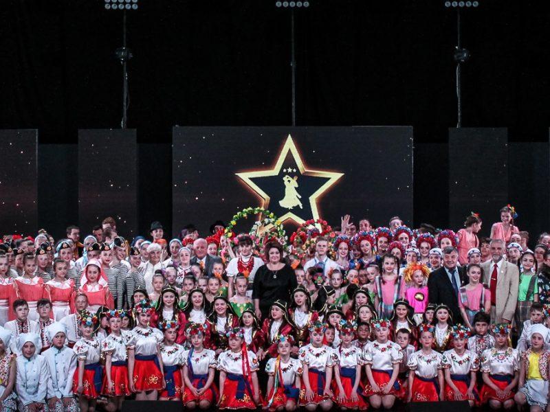 В Николаеве на День Европы пройдет фестиваль-конкурс хореографического искусства «Миколаївські зорі»