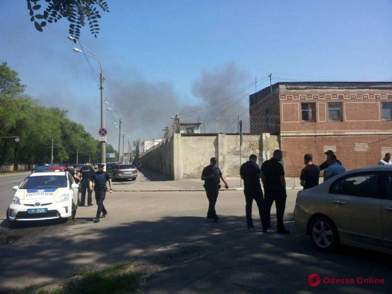 Бунт в колонии Одессы: руководство грозилось провести массовое избиение — СМИ