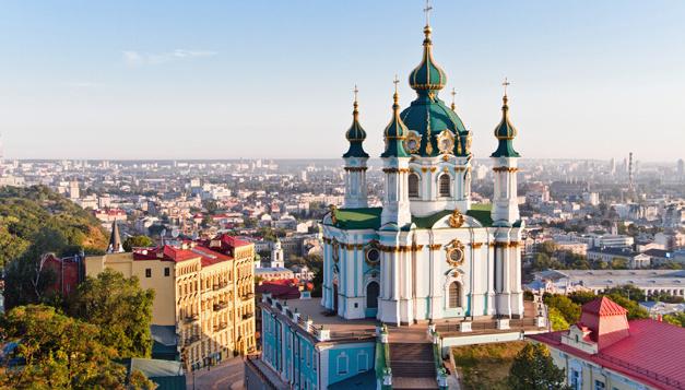 Зеленский: Киев не вошел в первую десятку лучших для жизни украинских городов