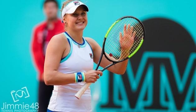 Рейтинг WTA: николаевская теннисистка Козлова поднялась на 19 позиций, Свитолина сохранила шестое место
