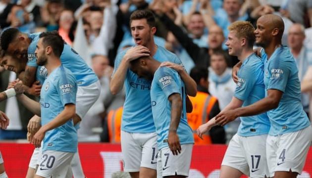 Украинец Зинченко в составе «Манчестер Сити» выиграл Кубок Англии