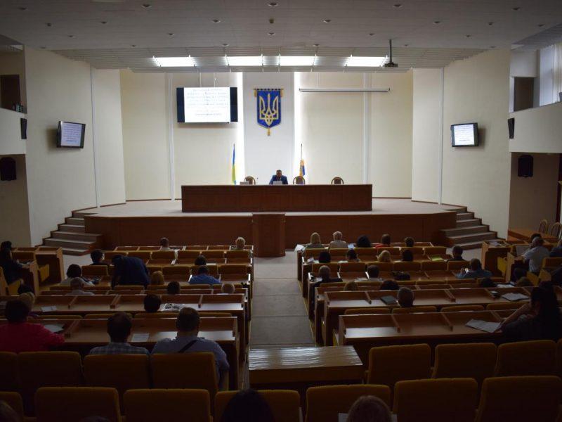 «Лише разом!», – Олександр Кушнір про старт розробки Стратегії розвитку Миколаївської області на 2021-2027 роки