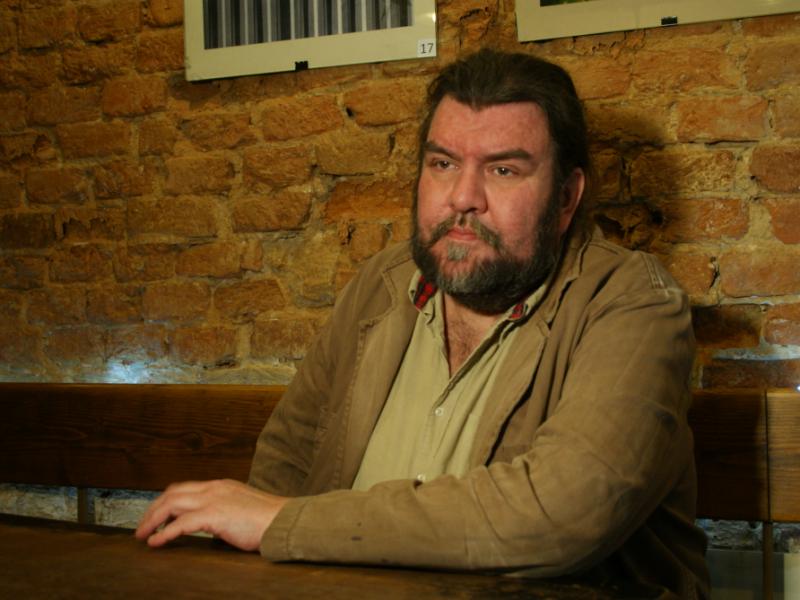 """Во Львове умер основатель художественного объединения """"Дзига"""" Маркиян Иващишин"""