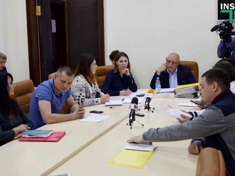На повышенных тонах. Комиссия по ЖКХ не согласовала продажу старого имущества «Николаевоблтеплоэнерго» (ВИДЕО)
