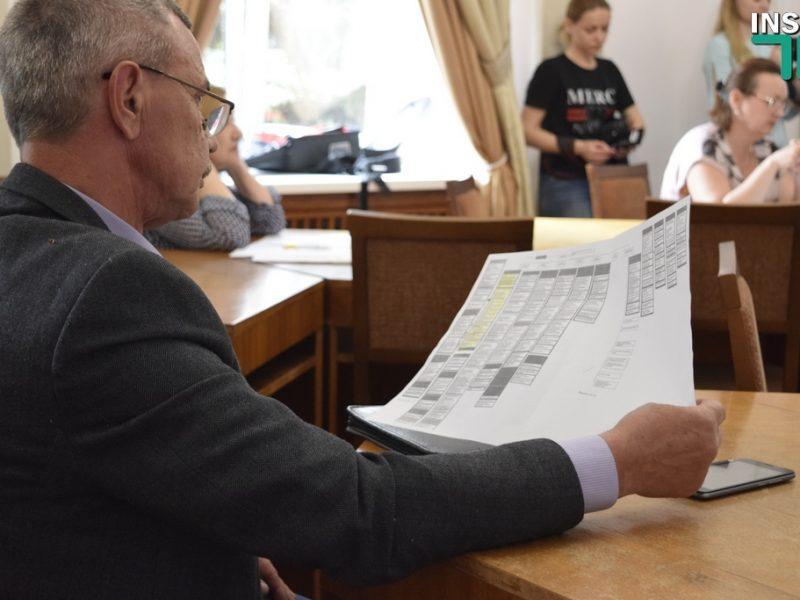 Чиновники и депутаты указали на недостатки проекта новой структуры исполкома — их пожелания передадут Сенкевичу (ФОТО, ВИДЕО)